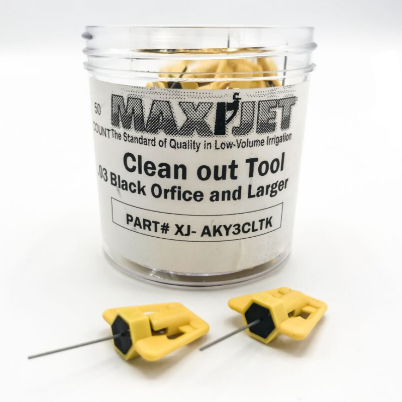 MAXIJET CLEAN OUT TOOL