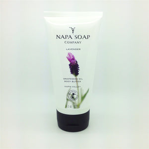 Lavender Body Butter - 6 oz - Napa Soap Company