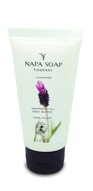 Lavender Body Butter - 2 oz - Napa Soap Company