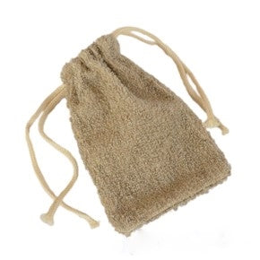Flax Soap Bag - Napa Soap Company