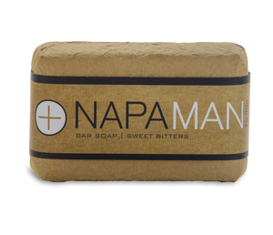 Napa Man Bar Soap - Sweet Bitters - Napa Soap Company