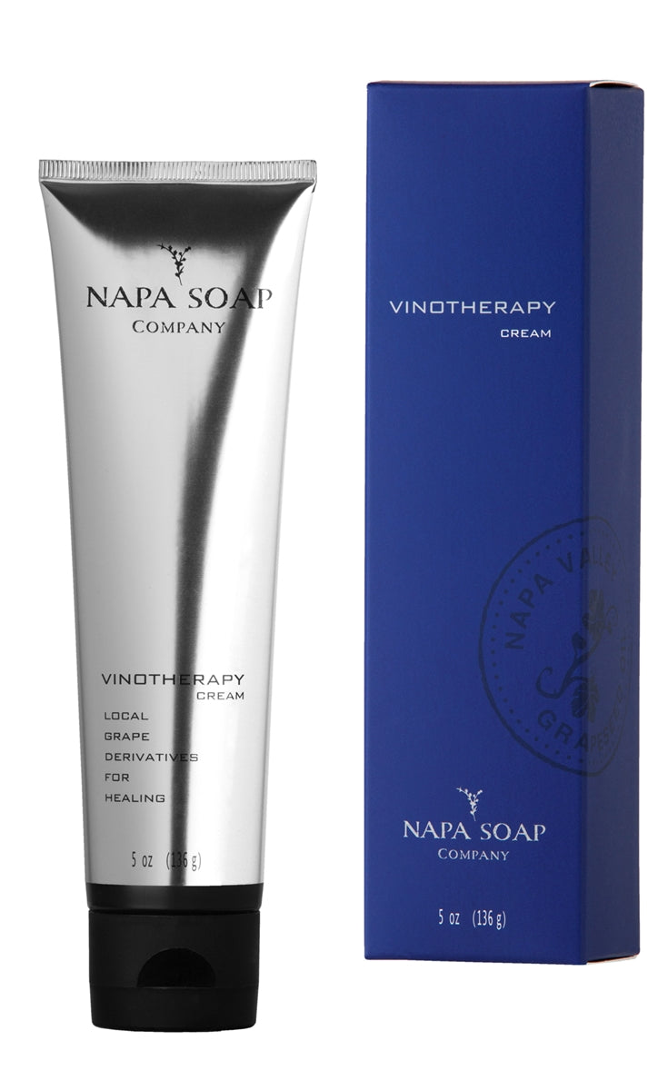 Vinotherapy Cream 6 oz. - Napa Soap Company