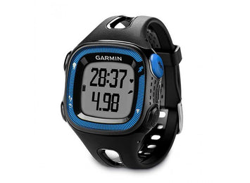 Garmin Forerunner® 15 Black/Blue (X-Large)  (Newly Overhauled)