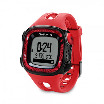 Garmin Forerunner® 15 Red/Black (X-Large)  (Newly Overhauled)