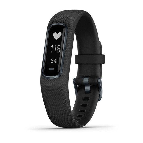 Garmin vívosmart® 4 Midnight with Black Band (Small/Medium) (Newly Overhauled)