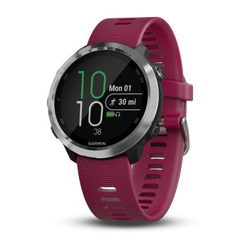 Garmin Forerunner® 645 Music with Cerise coloured Band (Newly Overhauled)