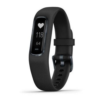 Garmin vívosmart® 4 Midnight with Black Band (Large) (Newly Overhauled)