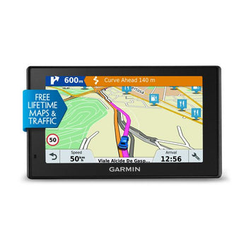 Garmin DriveSmart™ 51 LMT-S (U.K. and Ireland) (Newly Overhauled)