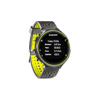 Garmin Forerunner® 235 Black & Yellow (Newly Overhauled)