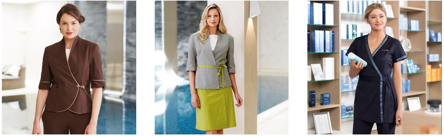 Bespoke Spa Uniforms Fashionizer Spa