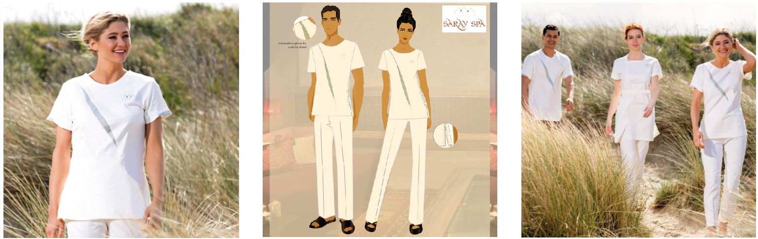 Saray Spa - Fashionizer Spa Uniforms