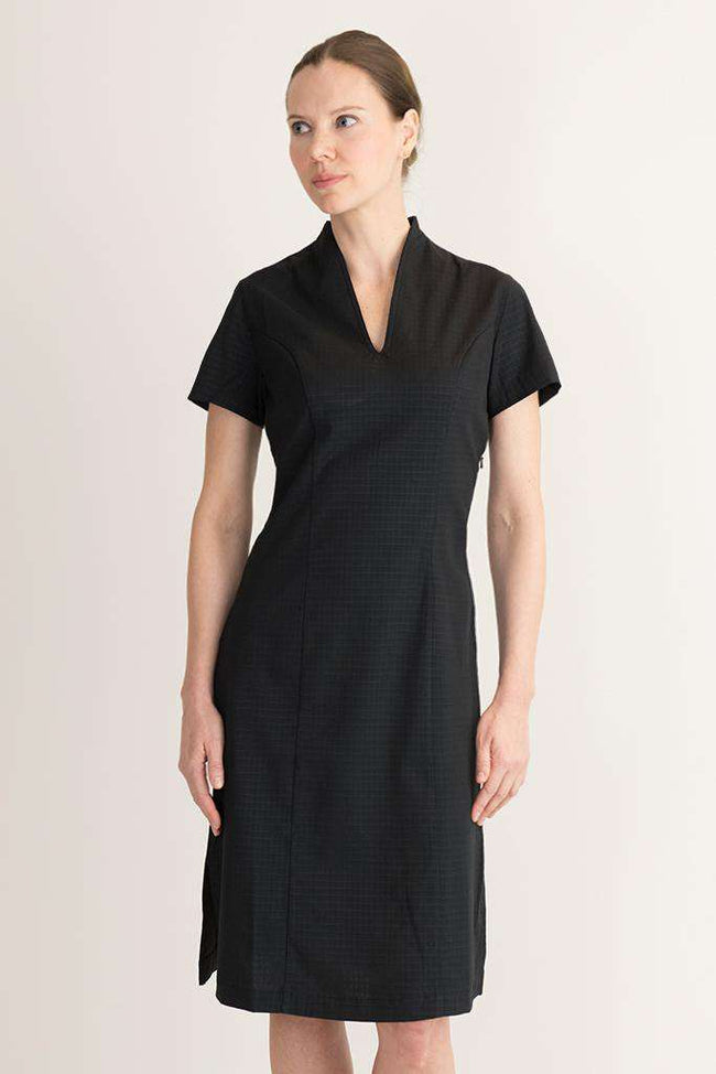 Alitha Spa Dress Black - Fashionizer Spa