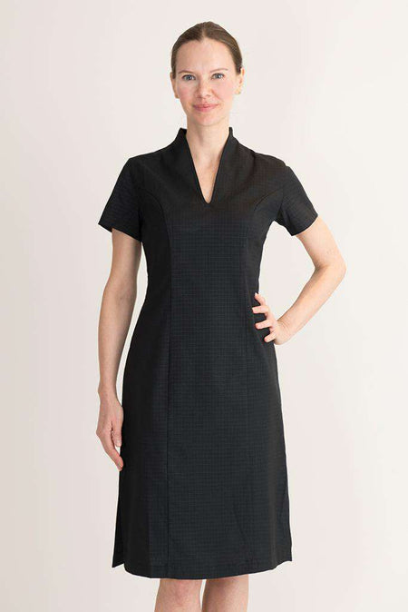 Alitha Spa Dress Navy