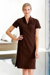 Brown spa dresses