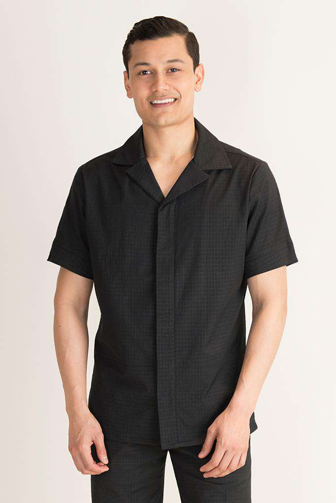 Antares Spa Tunic Black - Fashionizer Spa