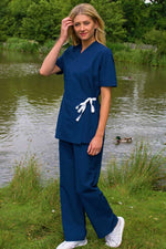 Protective Spa Trousers Blue