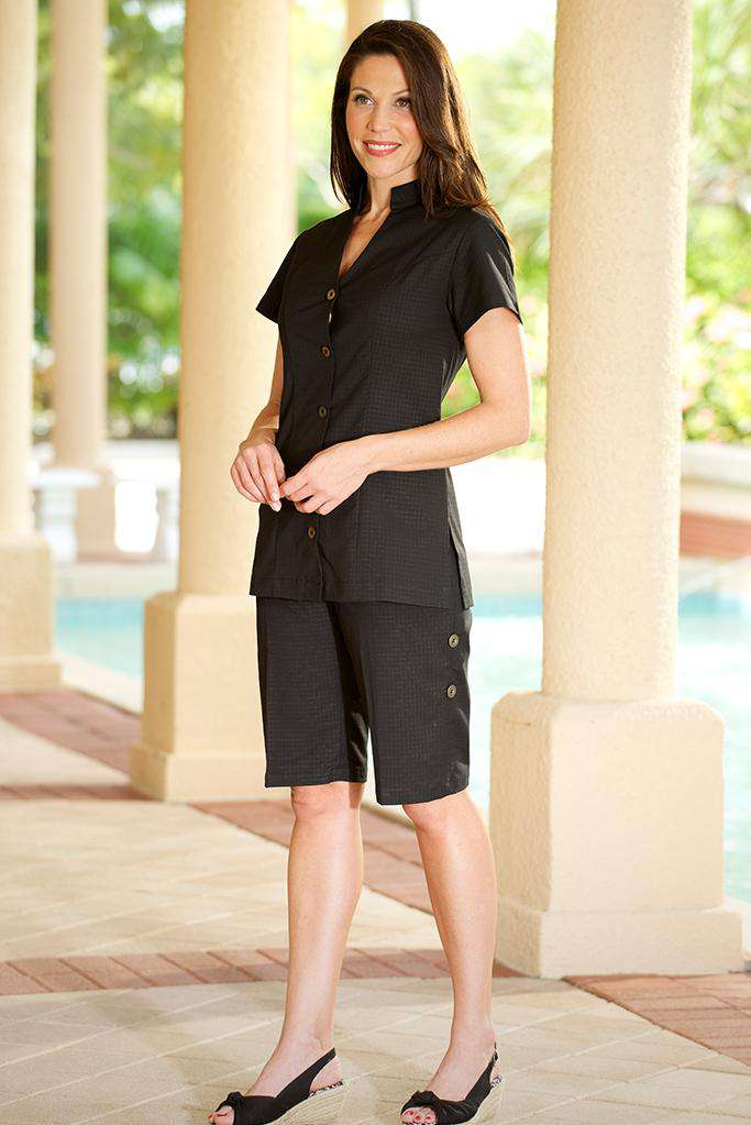 Lai Spa Shorts Black - Fashionizer Spa