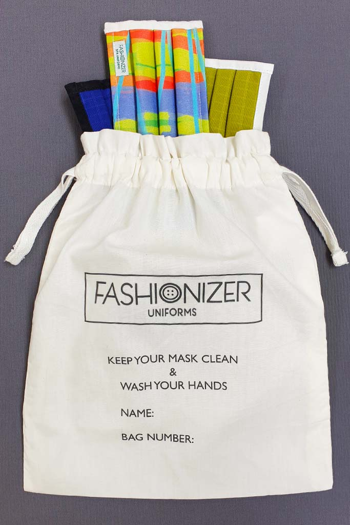 face mask washing bag
