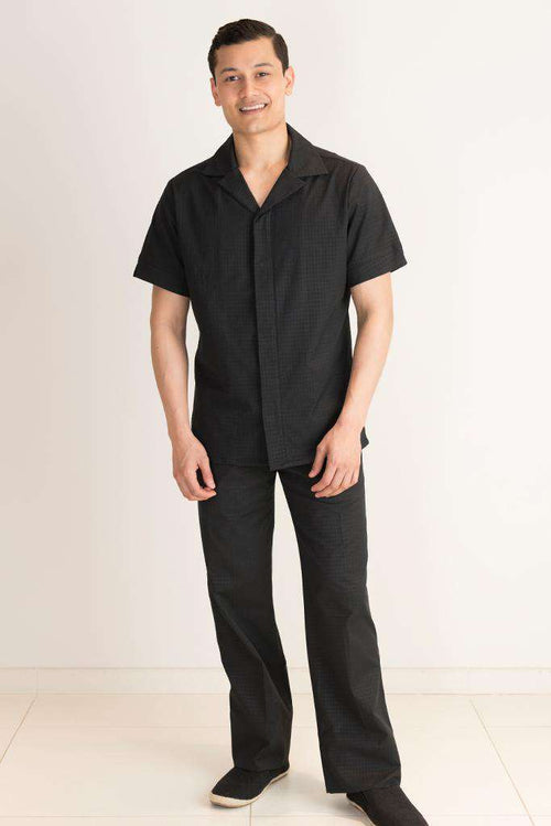 Leo Spa Trouser Black - Fashionizer Spa