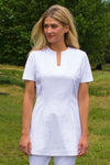 White spa uniform women
