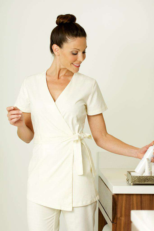 Omward Spa Tunic Cream - Fashionizer Spa