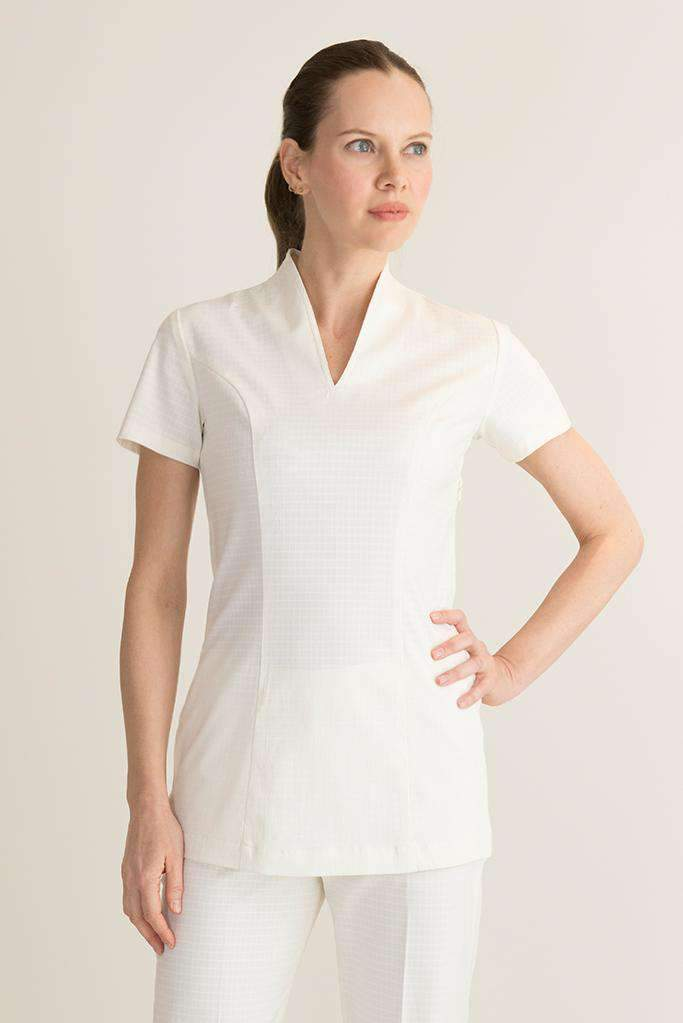 spa therapist tunic