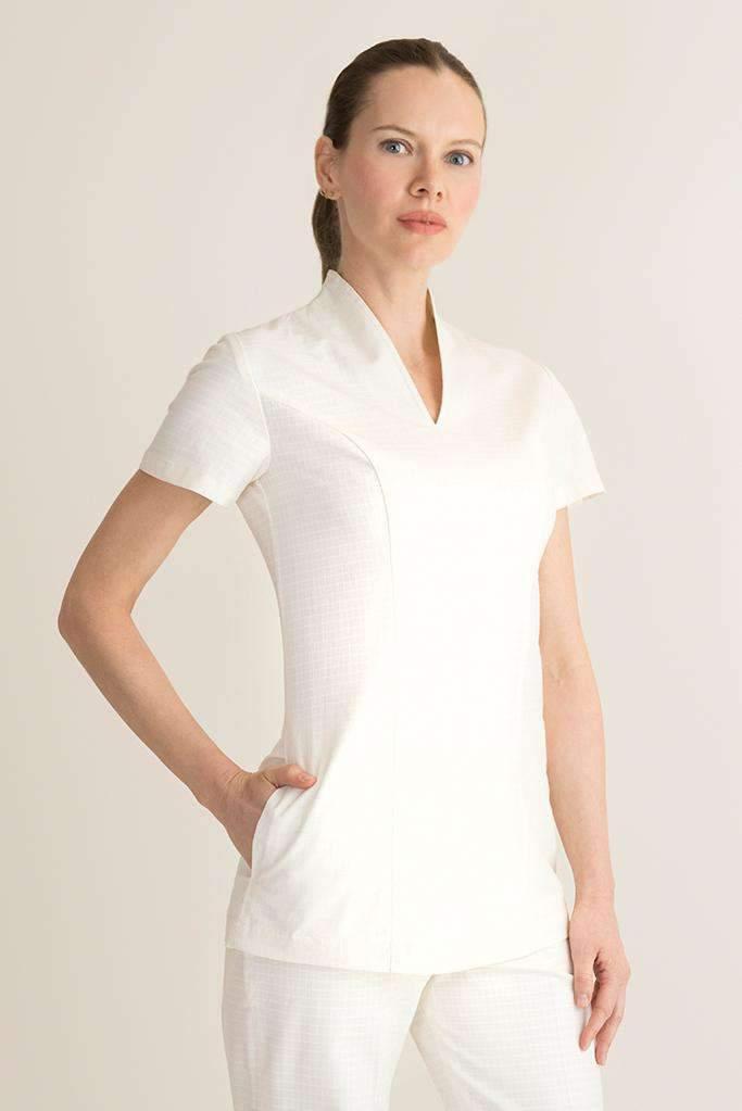 spa staff uniform