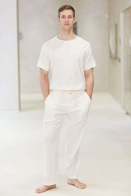 Pall Spa Trouser Cream - Fashionizer Spa