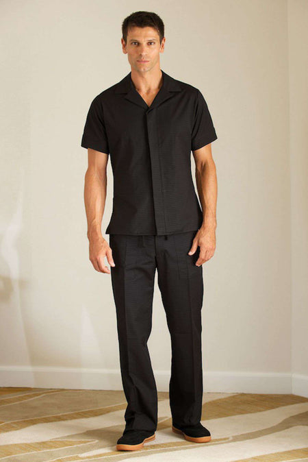 Zeus Spa Tunic Black