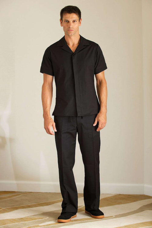 Rios Spa Trouser Black - Fashionizer Spa