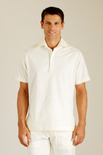 Mens Spa tunic cream