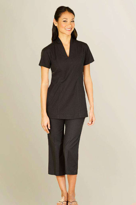 Margo Spa Tunic Black