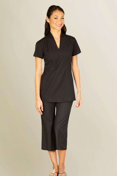 Saphora Spa Trouser Black - Fashionizer Spa