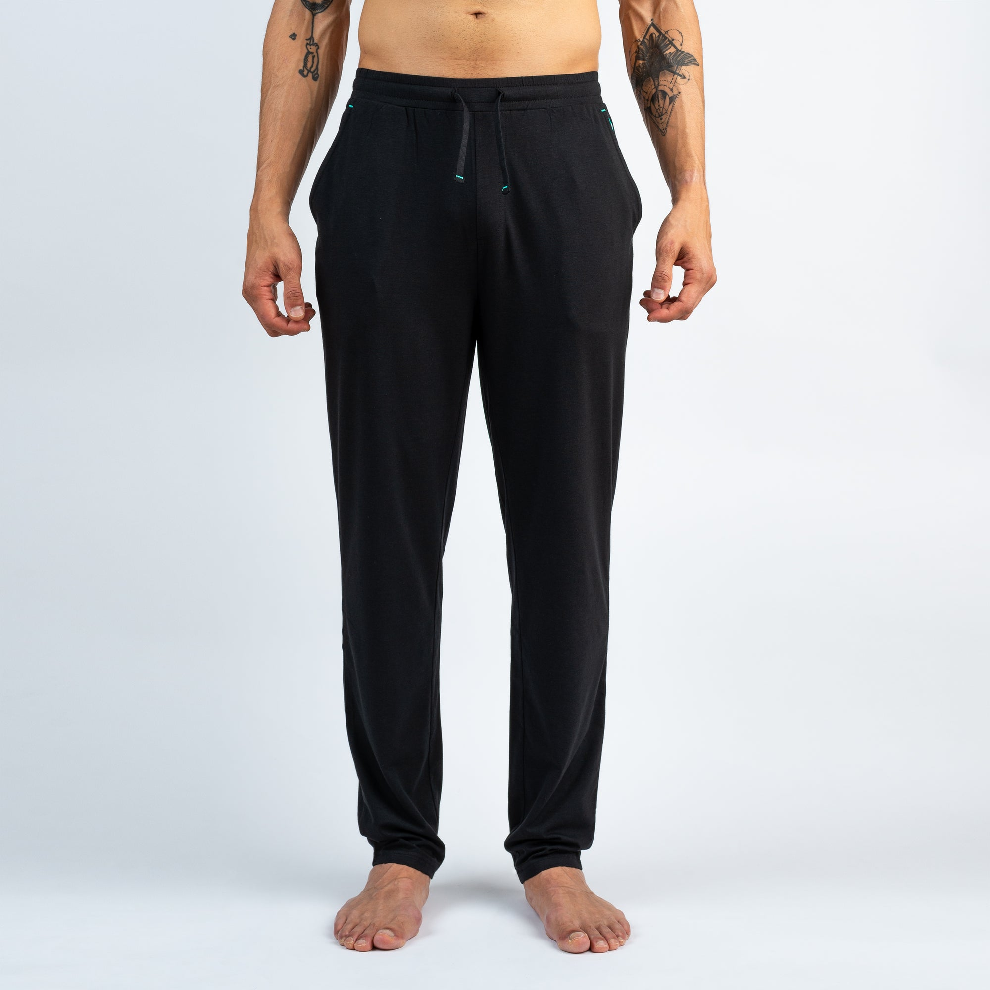 Pants Sleepwear - Black