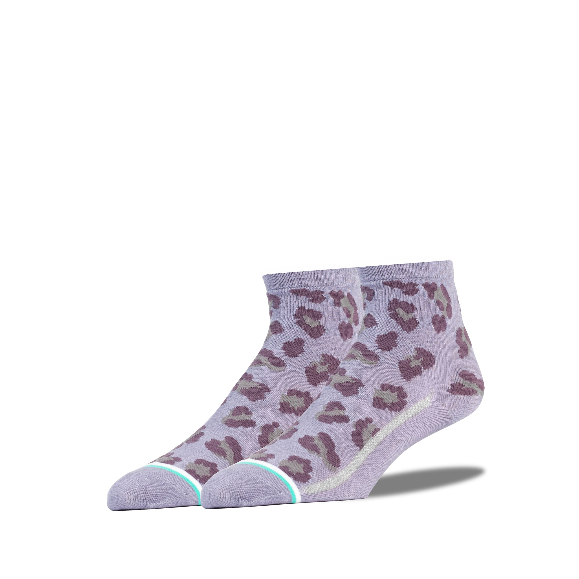 Lavender Ankle Cut Socks