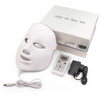 Kastielle™ GLOW Derma Light Therapy Mask