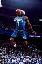 Load image into Gallery viewer, 90's Baron Davis Charlotte Hornets NBA Jersey by Champion-Locker Room Clt