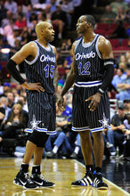 Load image into Gallery viewer, 2009/2010 Orlando Magic Pro Cut/Team Issued Hardwood Classics Throwback NBA Shorts by Adidas-Locker Room Clt