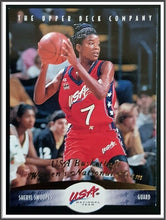 Load image into Gallery viewer, 1996 Sheryl Swoopes USA Basketball Jersey by Champion - Brand New (XL)-Locker Room Clt
