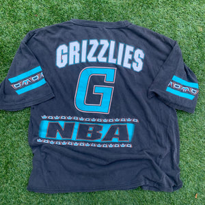 90's Vancouver Grizzlies Vintage NBA Tee-Locker Room Clt