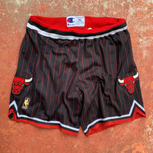 Load image into Gallery viewer, 1996/1997 Chicago Bulls Authentic NBA Shorts by Champion-Locker Room Clt
