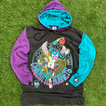 Load image into Gallery viewer, 90's Charlotte Hornets Color Blocked Hoodie by Starter-Locker Room Clt