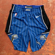 Load image into Gallery viewer, 2018/19 Orlando Magic Road Pro Cut/Team Issued NBA Shorts by Nike-Locker Room Clt