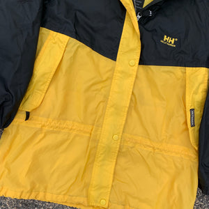 90's Helly Hanson Color Blocked Windbreaker-Locker Room Clt