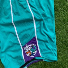 Load image into Gallery viewer, 2003 Charlotte Sting Team Issued Shorts-Locker Room Clt