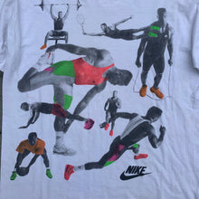 Load image into Gallery viewer, 90's Bo Jackson All Over Print Nike Trainer Tee-Locker Room Clt