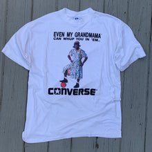 "Load image into Gallery viewer, 90's Larry Johnson ""Grandmama"" Converse Vintage NBA Tee (XL)-Locker Room Clt"