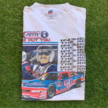 Load image into Gallery viewer, 90's Richard Petty Driving Experience NASCAR Tee-Locker Room Clt