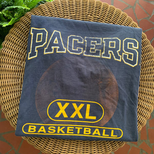 90's Indiana Pacers NBA Tee-Locker Room Clt