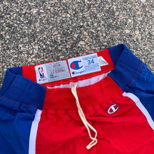 Load image into Gallery viewer, 1993/1994 Los Angeles Clippers Pro Cut Team Issued Warm Up Pants by Champion-Locker Room Clt